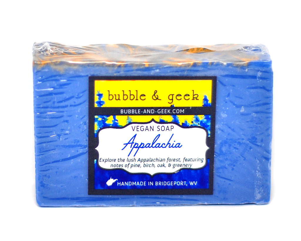 Appalachia Scented Soap