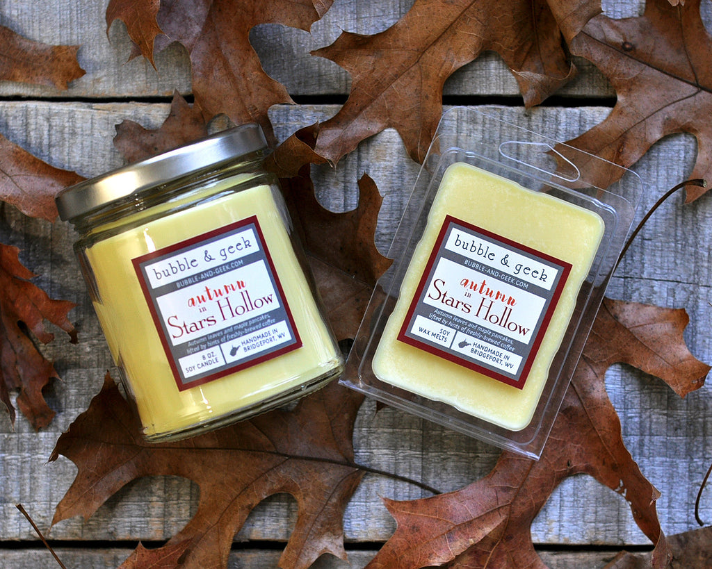 Autumn in Stars Hollow Scented Soy Wax Melts