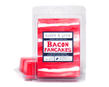 Bacon Pancakes Scented Soy Candle Jar