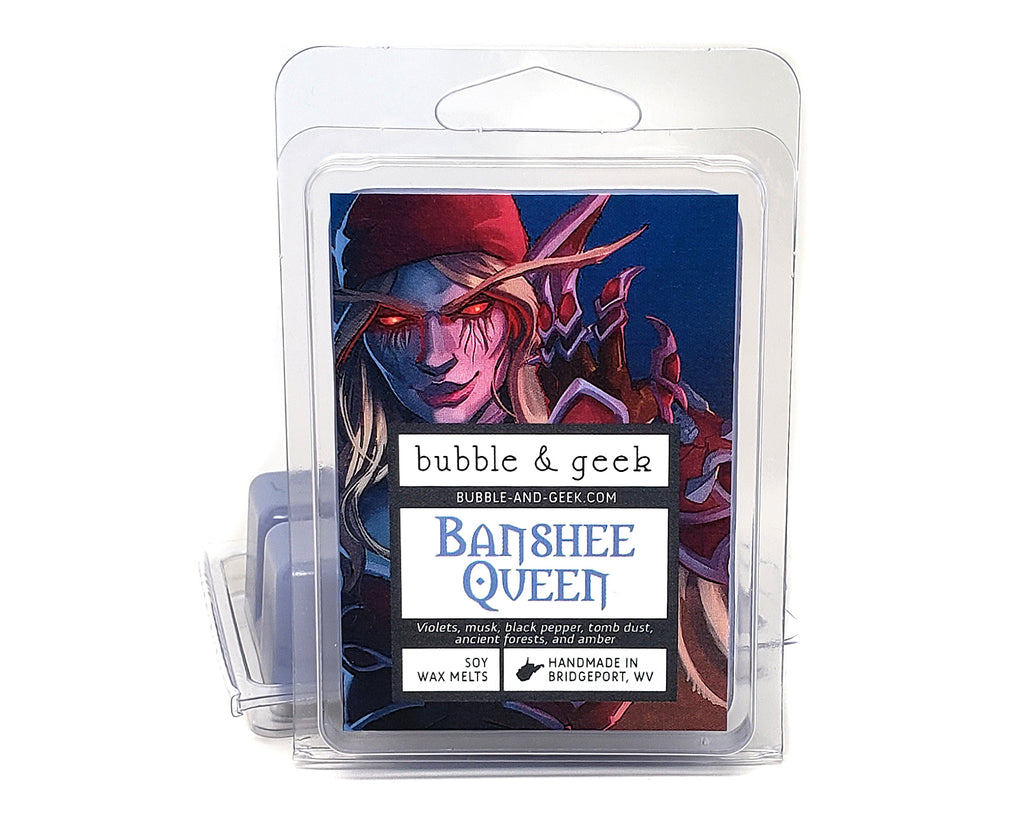 Banshee Queen Scented Soy Wax Melts