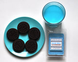 Blue Milk and Cookies Scented Soy Wax Melts