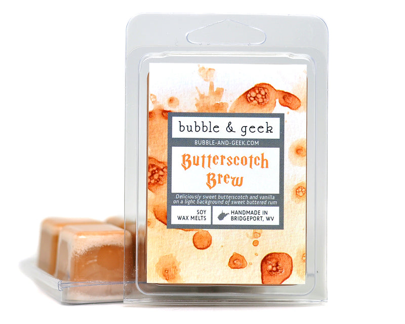 Butterscotch Brew Scented Soy Wax Melts