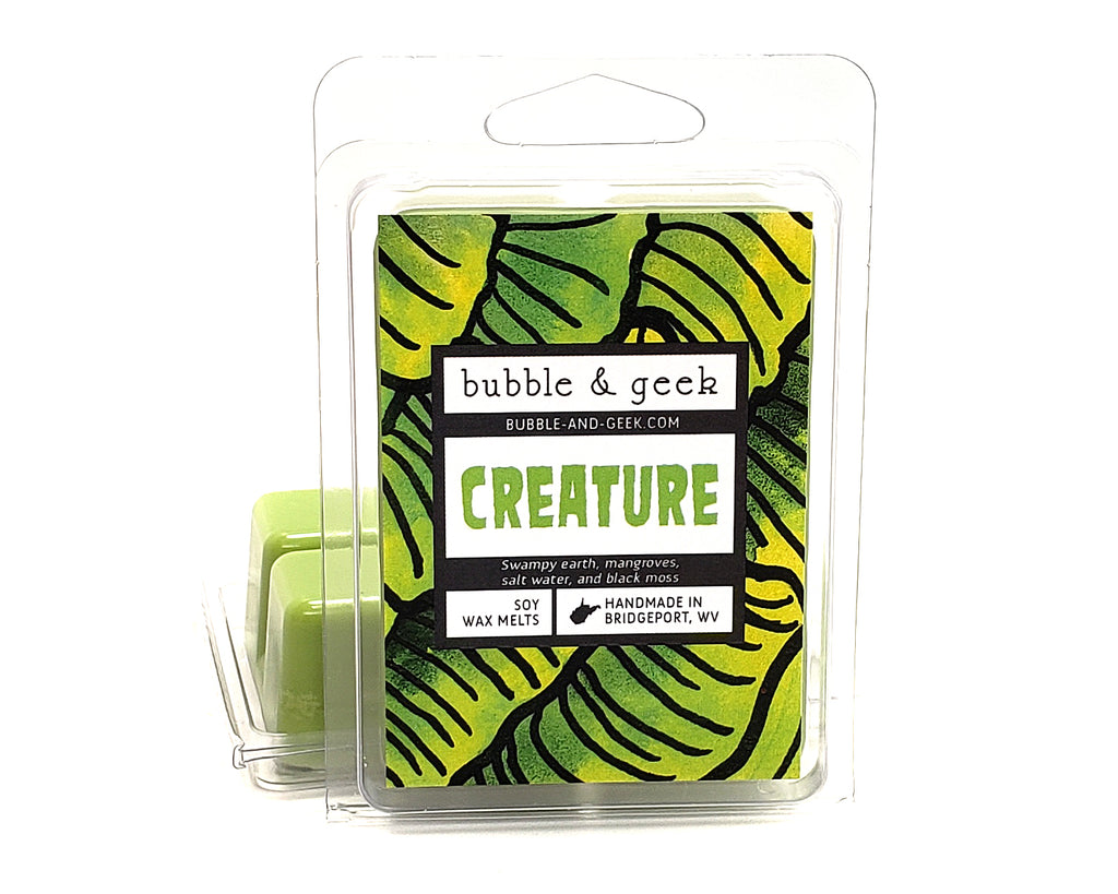 Creature Scented Soy Wax Melts