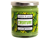 Creature Scented Soy Candle Jar