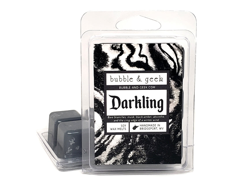 Darkling Scented Soy Wax Melts