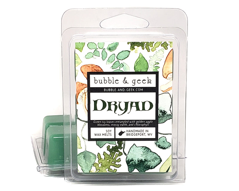 Dryad Scented Soy Wax Melts