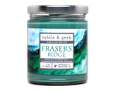 Fraser's Ridge Scented Soy Candle Jar