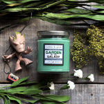 Garden of the Galaxy Scented Soy Candle Jar