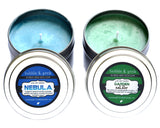 Garden of the Galaxy Scented Soy Candle Tin Set