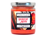 Harvest Moon Scented Soy Candle Jar