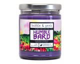 Humble Bard Scented Soy Candle Jar