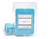 Ice and Fire Scented Soy Wax Melts