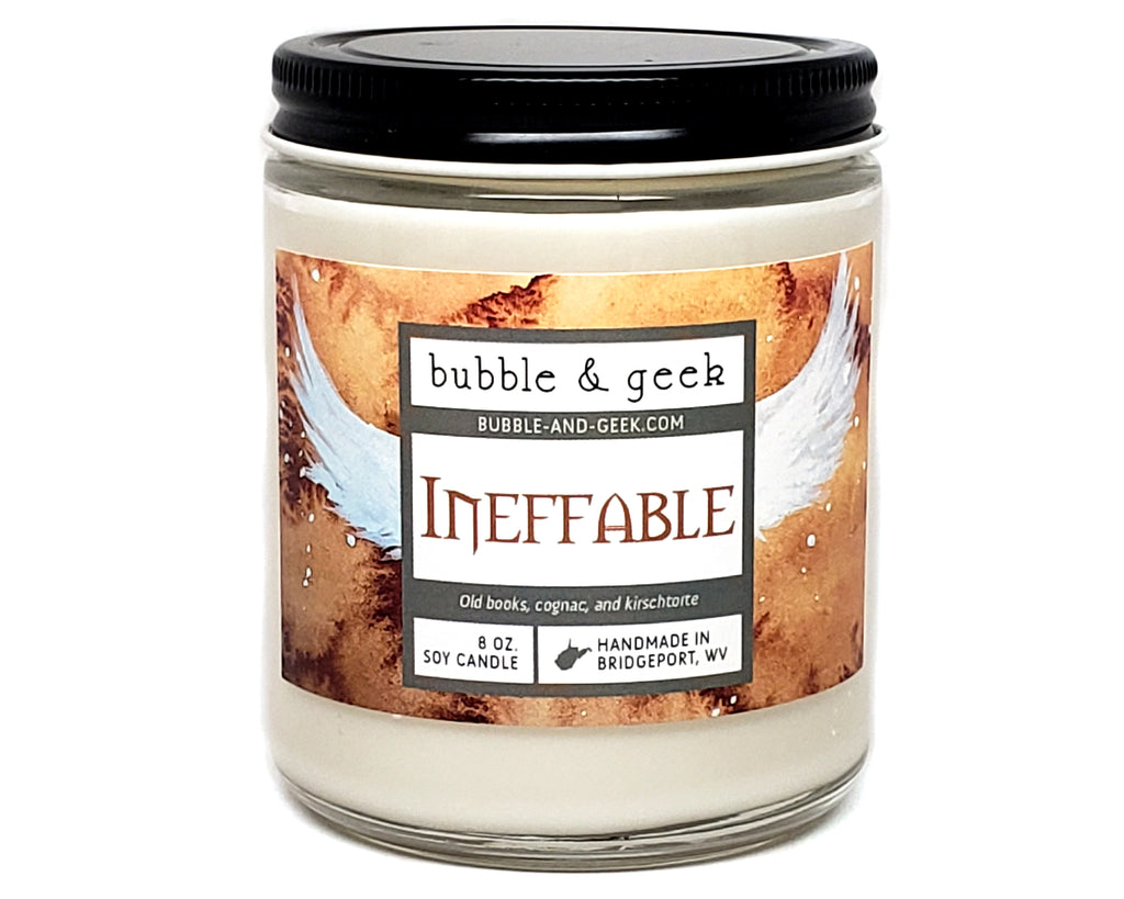 Ineffable Scented Soy Candle