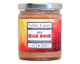 It's High Noon Scented Soy Candle Jar