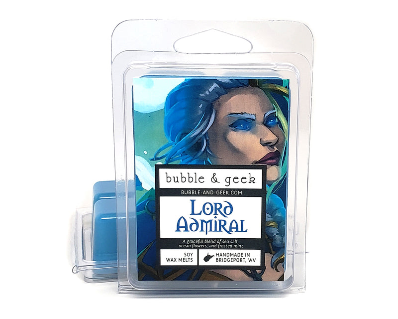 Lord Admiral Scented Soy Wax Melts
