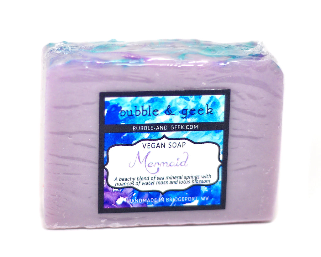 Mermaid Scented Soap