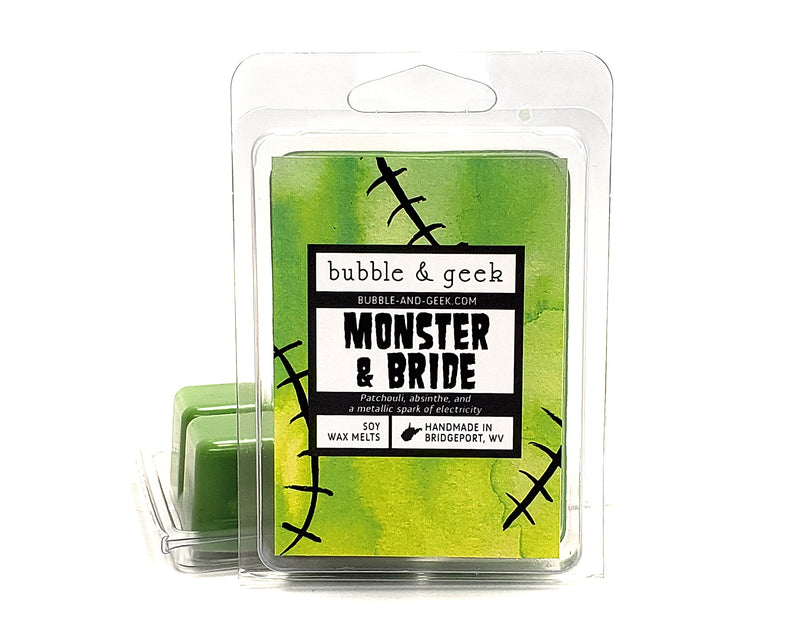 Monster and Bride Scented Soy Wax Melts