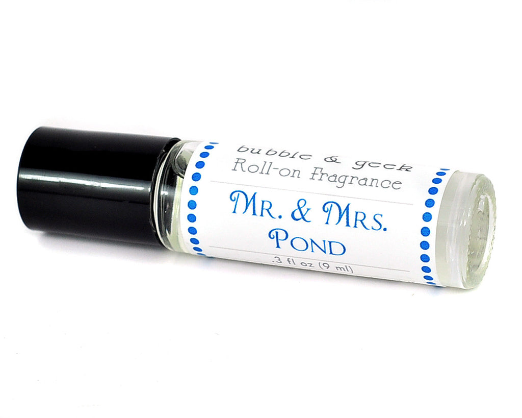Mr. & Mrs. Pond Scented Roll-on Fragrance