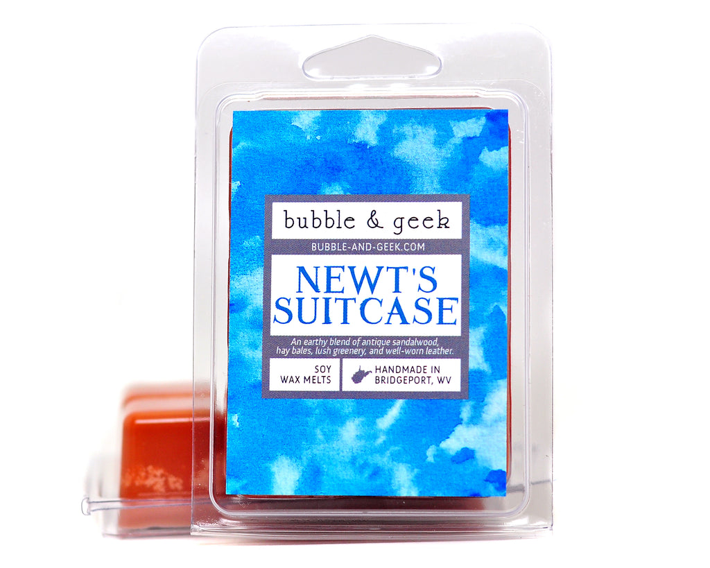 Newt's Suitcase Scented Soy Wax Melts