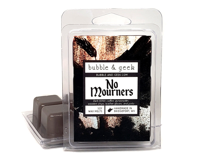 No Mourners Scented Soy Wax Melts
