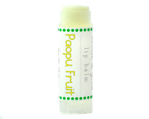 Butterscotch Brew Lip Balm