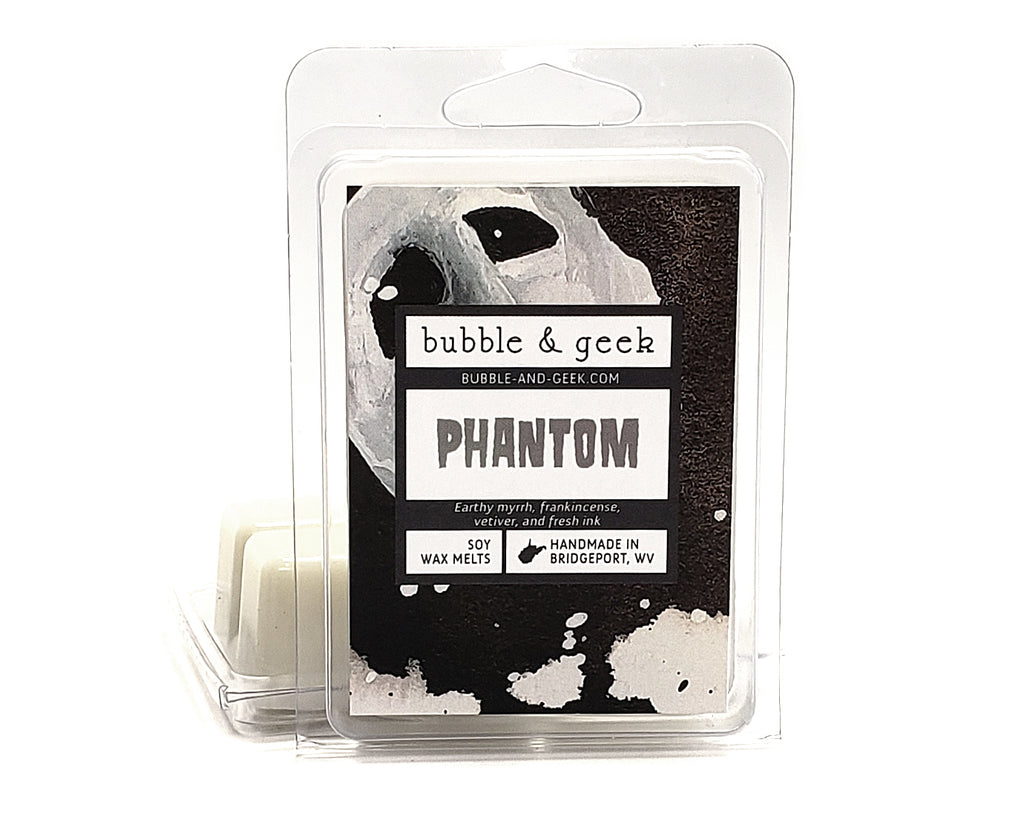 Phantom Scented Soy Wax Melts