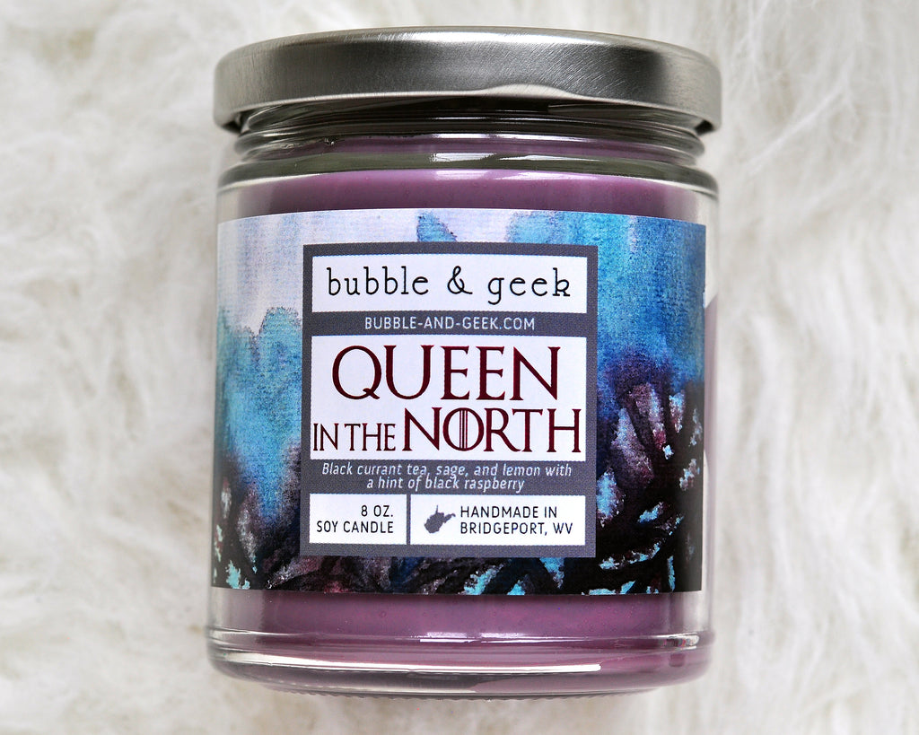 Queen in the North Scented Soy Candle