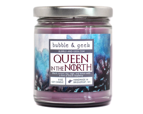 Stormborn Queen Scented Soy Candle