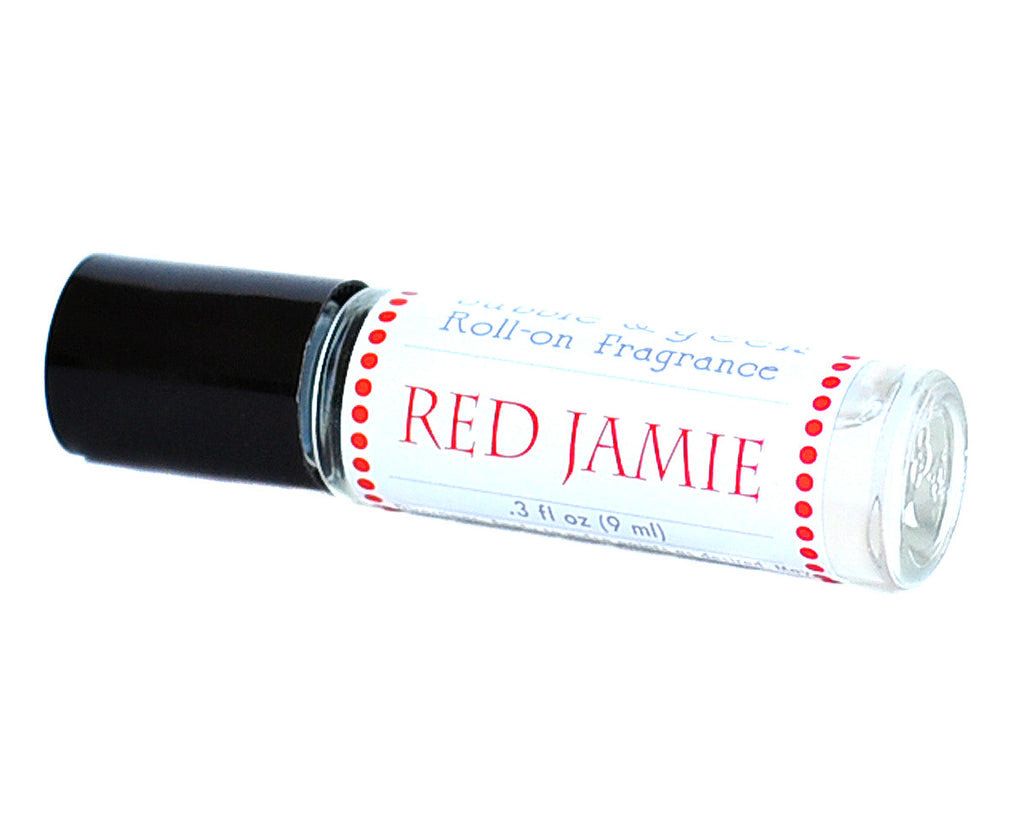 Red Jamie Scented Roll-on Fragrance