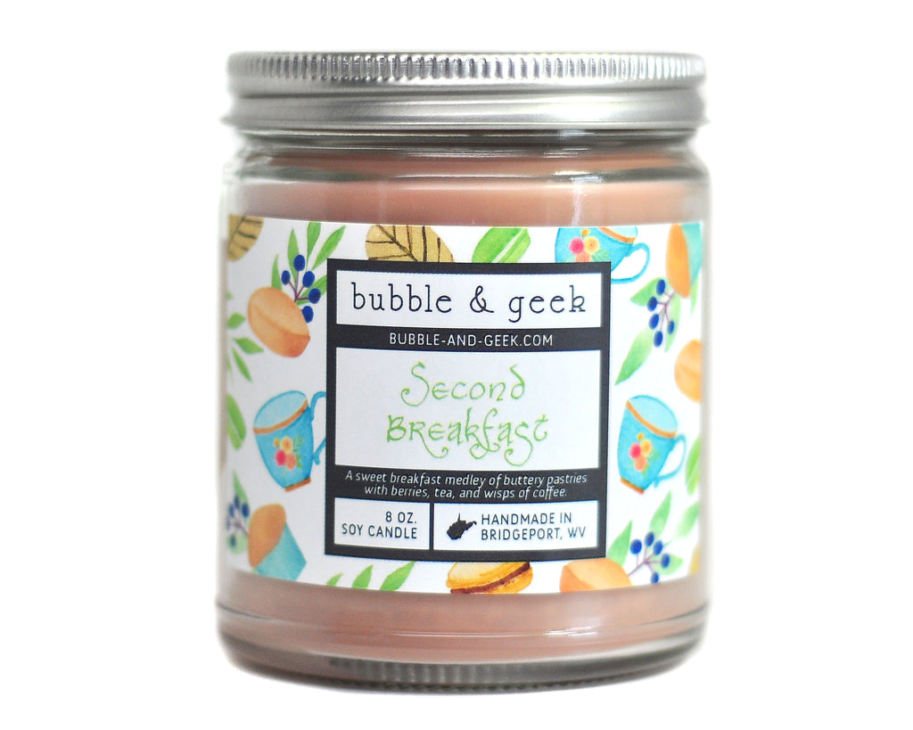 Second Breakfast Scented Soy Candle