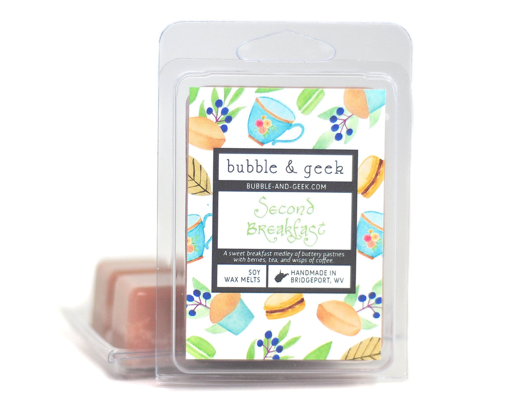 Second Breakfast Scented Soy Wax Melts