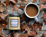 Autumn in Stars Hollow Scented Soy Candle Jar