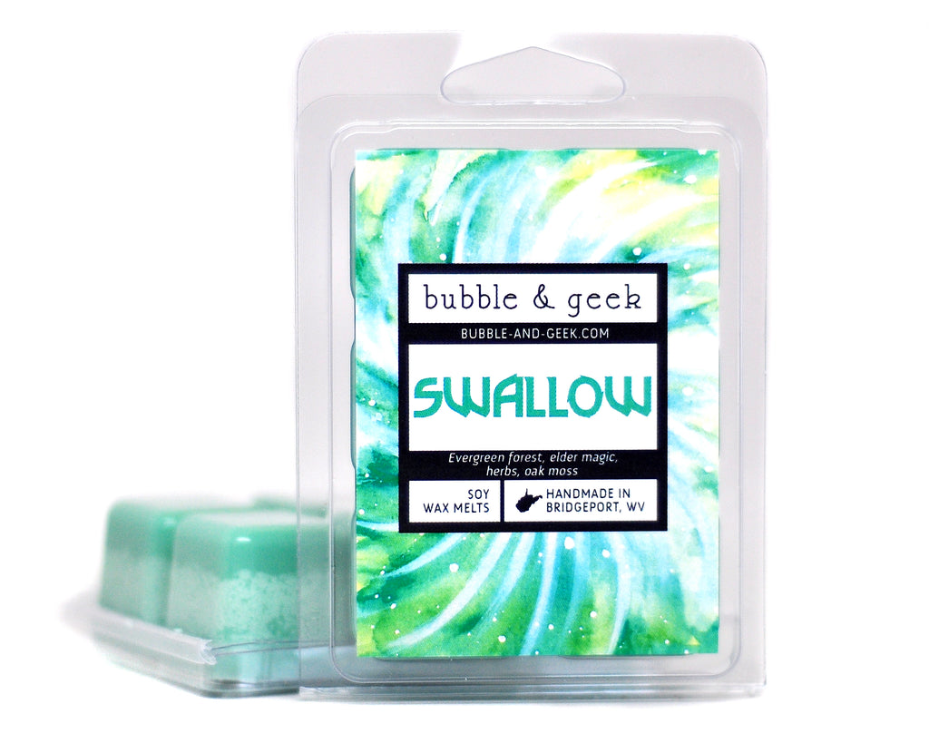Swallow Scented Soy Wax Melts