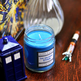 The Oncoming Storm Scented Soy Candle Jar
