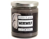 Werewolf Scented Soy Candle Jar