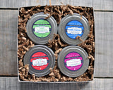 Whovian Foodie Candle Tin Gift Set