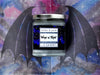 Wings of Night Scented Soy Candle Jar