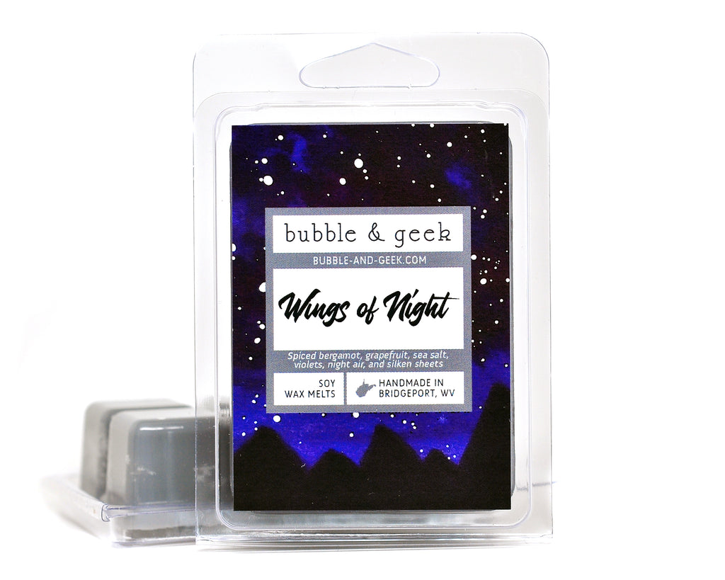 Wings of Night Scented Soy Wax Melts