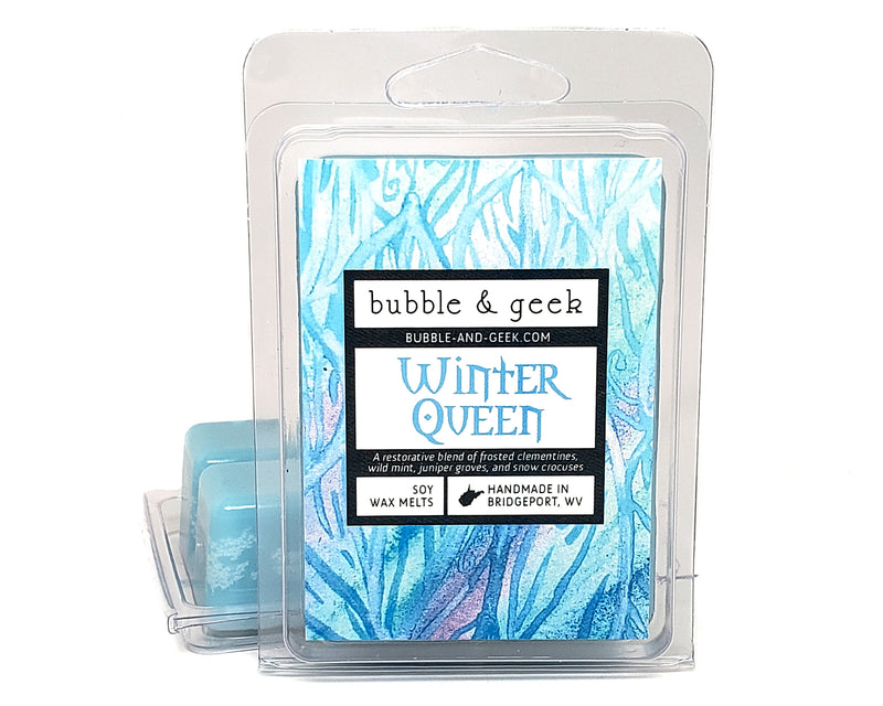 Winter Queen Scented Soy Wax Melts
