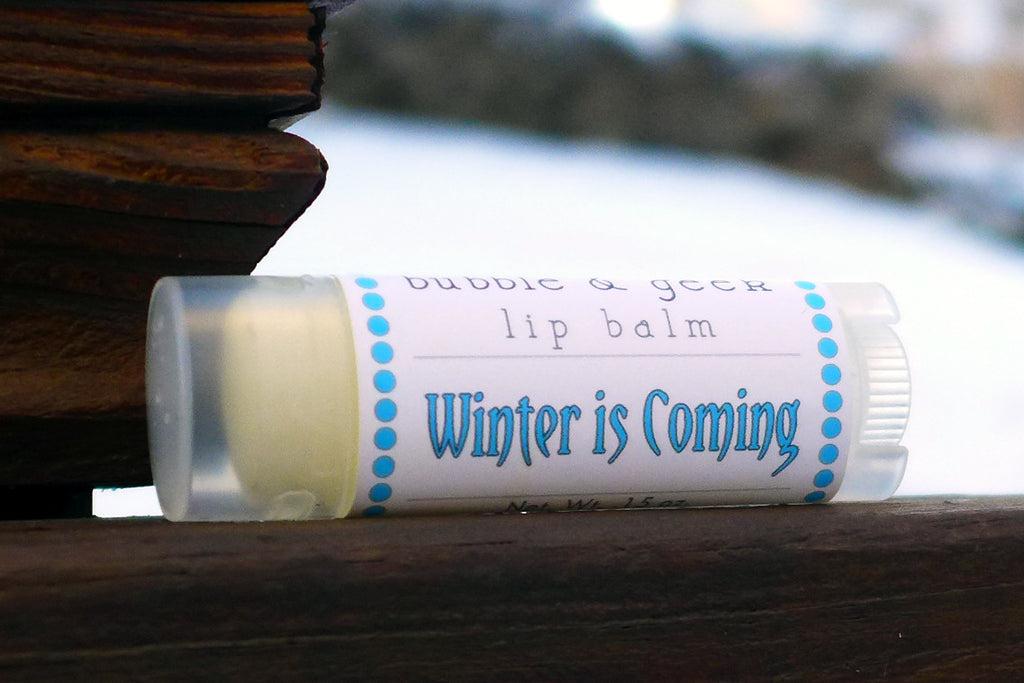 Winter is Coming Lip Balm