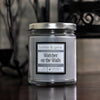 Watcher on the Walls Scented Soy Candle Jar