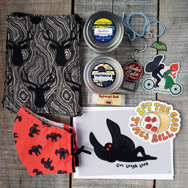 Wild, Weird, and Wonderful Self Care Gift Set