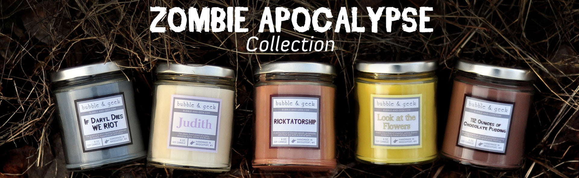 Zombie Apocalypse Collection