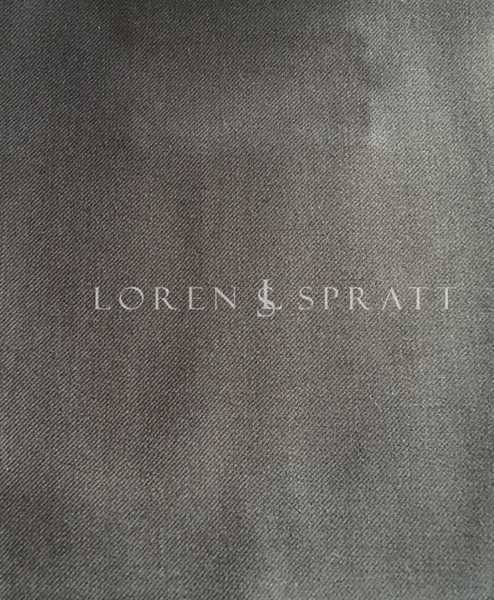 Suit of the Week | Italian Dark Grey Suit | Super 140 Fabric | ON SALE MAY 9, 2016 - Loren Spratt