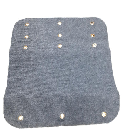 "Rugged Trail Products RV Step Rug 20"" Gray - SR-02GY"