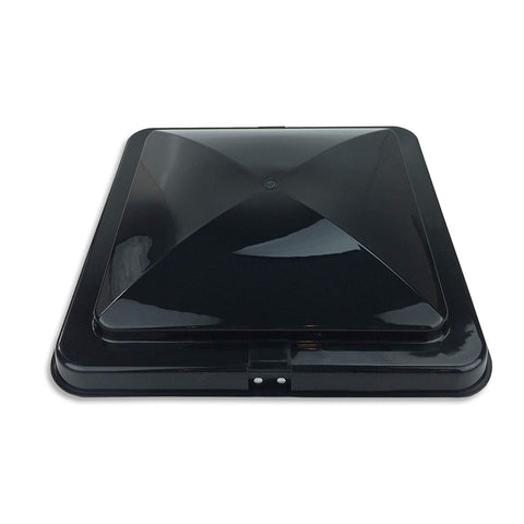 Roof Vent Replacement Lid- Black