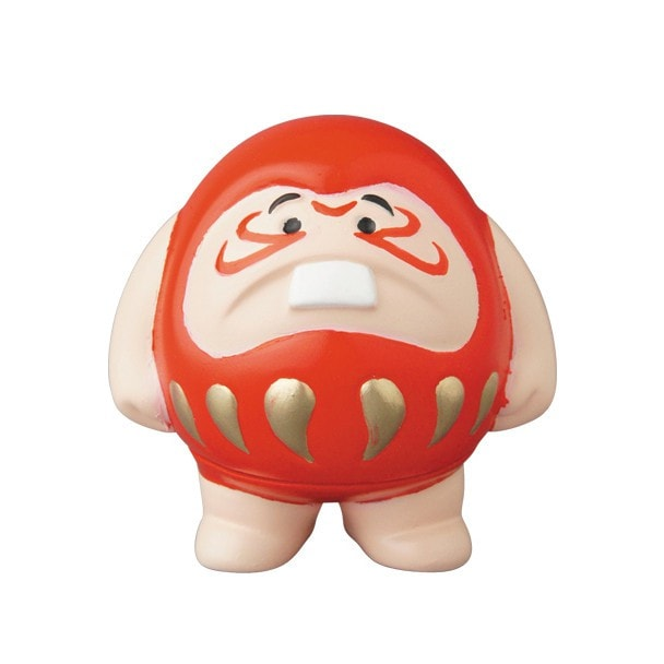 Vinyl Artist Gacha Series 7 - Good Luck Daruma Boy - Random or Full Set
