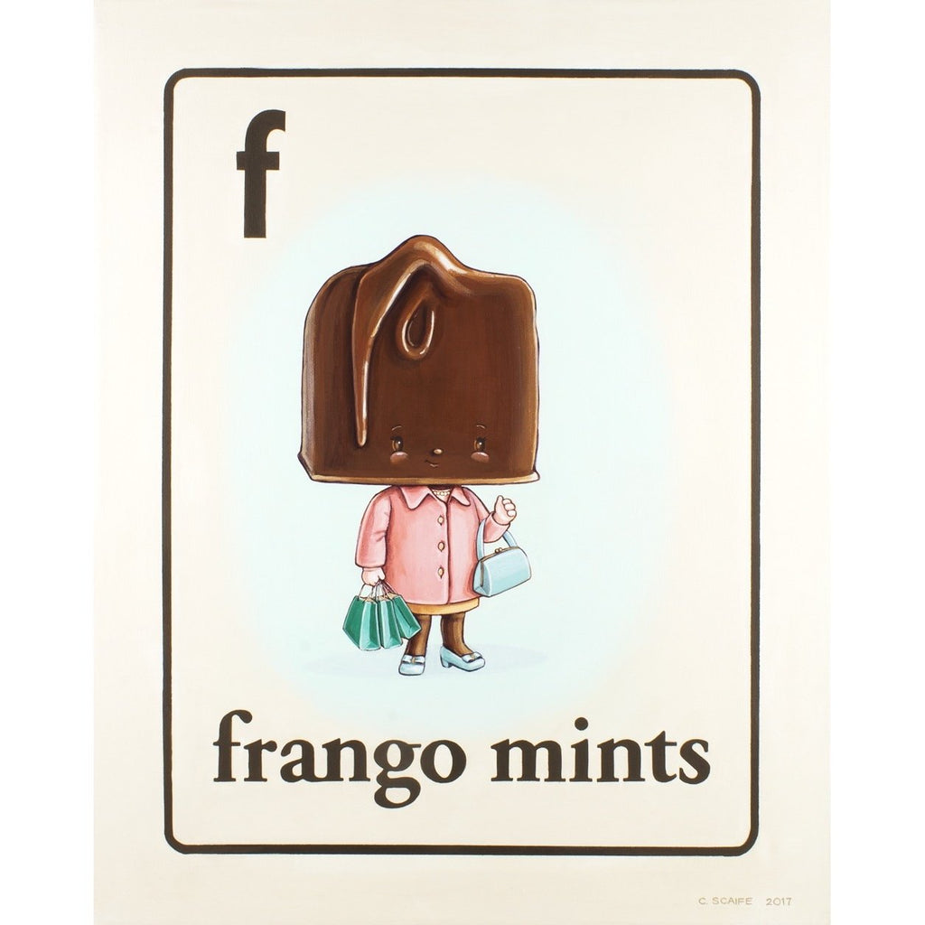 Frango Mints by Cindy Scaife
