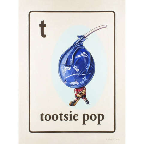 Tootsie Pop by Cindy Scaife