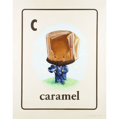 Caramel by Cindy Scaife